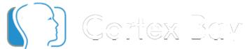 CortexBayLogoWhiteLetters